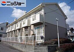 ジュネスSHIBATA[2階]の外観