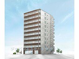 仮)高砂2丁目新築マンション[5階]の外観