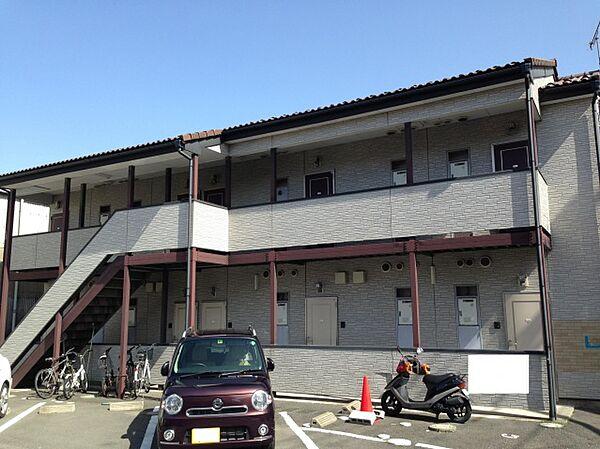 ハイツフレンド大島II 2階の賃貸【群馬県 / 前橋市】