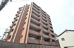 愛知県名古屋市北区黒川本通2丁目の賃貸マンションの外観