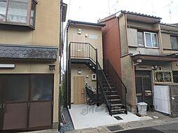 JR山陰本線 太秦駅 徒歩10分の賃貸アパート