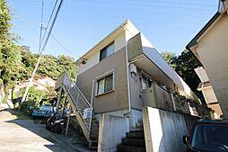 第11セントラルコーポ横須賀[103号室]の外観