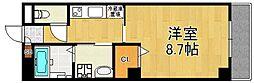 ステラハウス34[3階]の間取り