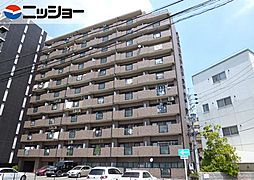 ジュフク松本[6階]の外観