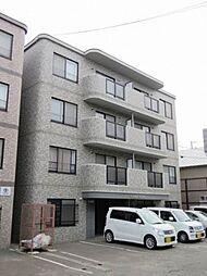 コスモ麻生[3階]の外観