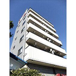 埼玉県草加市松江3丁目の賃貸マンションの外観