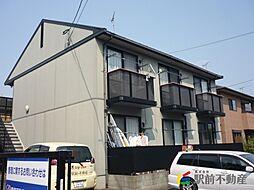 ラポール原田[203号室]の外観