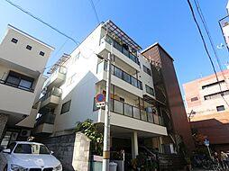 大阪府堺市堺区甲斐町東4丁の賃貸マンションの外観