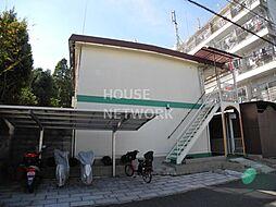 西賀茂ハイツ[104号室号室]の外観