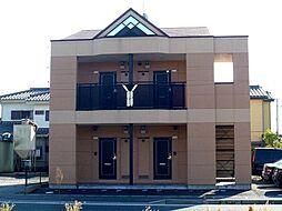 埼玉県鴻巣市鎌塚2丁目の賃貸アパートの外観