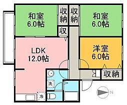 牧駅 6.3万円