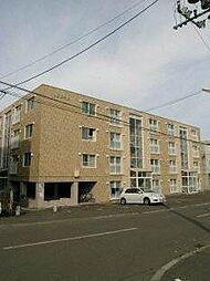 北海道札幌市白石区本通4丁目南の賃貸マンションの外観