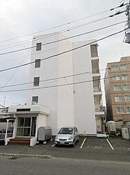 北海道札幌市北区北二十八条西5丁目の賃貸マンションの外観