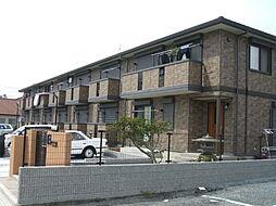 兵庫県姫路市幸町の賃貸アパートの外観