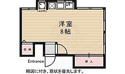 井の頭公園駅 3.9万円