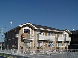 兵庫県姫路市阿保乙の賃貸アパートの外観