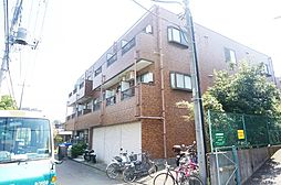 ジュネスAOKI1[2階]の外観