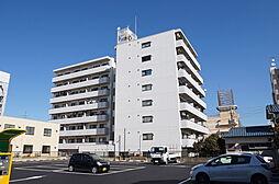 千葉県市原市五井中央西2丁目の賃貸マンションの外観