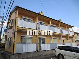 コーポ黒沢台5[2階]の外観