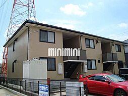 セジュール堂田[2階]の外観