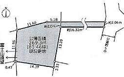 横浜市戸塚区平戸5丁目 売地