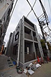 東京都足立区千住4丁目の賃貸マンションの外観