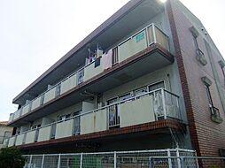 マンション清[1階]の外観