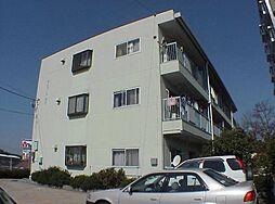愛知県日進市浅田町の賃貸マンションの外観