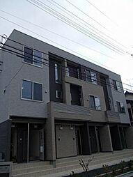 東京都江戸川区南篠崎町1丁目の賃貸アパートの外観