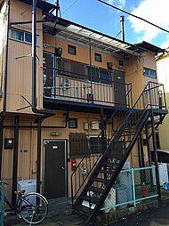 第一ユタカ荘[2階B号室号室]の外観