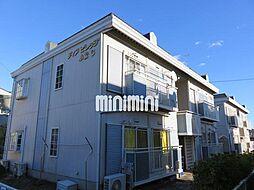 ディアビレッジ小舩 C棟[2階]の外観