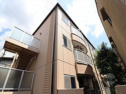 リーフマンション[1階]の外観