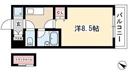 覚王山駅 5.1万円
