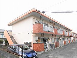 東京都昭島市中神町2丁目の賃貸マンションの外観