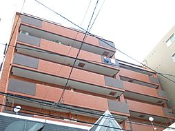 ライオンズマンション昭和町[9階]の外観