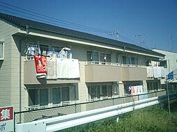 フラワーコーポ[101号室号室]の外観