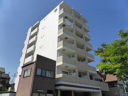 兵庫県神戸市須磨区行幸町4丁目の賃貸マンションの外観