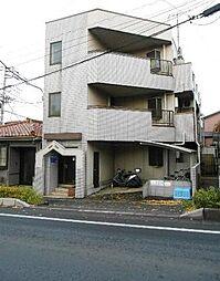 埼玉県越谷市東町2丁目の賃貸マンションの外観