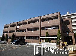 愛知県豊田市清水町1丁目の賃貸マンションの外観