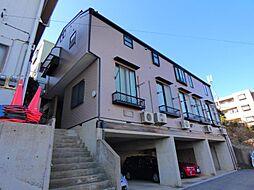 千葉県習志野市鷺沼台1丁目の賃貸アパートの外観
