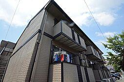 セジュール池端パークB棟[1階]の外観