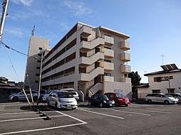 栃木県宇都宮市泉が丘2丁目の賃貸マンションの外観