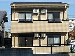 愛知県名古屋市緑区鳴子町1丁目の賃貸アパートの外観