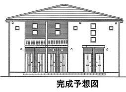 伊予鉄道環状線(JR松山駅経由) 本町六丁目駅 徒歩14分の賃貸アパート