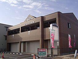 山口県下関市伊倉新町2丁目の賃貸アパートの外観