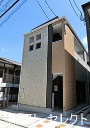 福岡県福岡市城南区友丘6丁目の賃貸アパートの外観