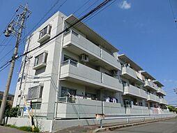 愛知県北名古屋市徳重与八杁の賃貸マンションの外観