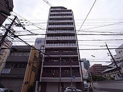 Comenz梅田[2階]の外観