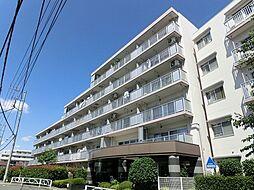 埼玉県新座市畑中1丁目の賃貸マンションの外観