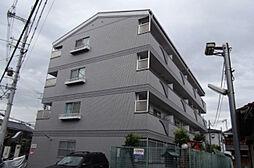 福住マンション[4階]の外観